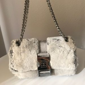 Chanel Sportline flap bag